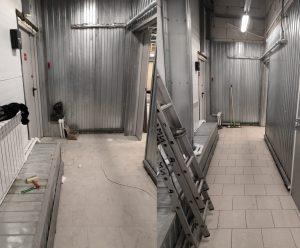 Подсобные помещения